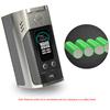 Picture of WISMEC Reuleaux RX300 VW/TC/TCR Box Mod Carbon Fiber